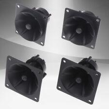 2x85mm piezoelektrischer Hochtöner 150w Keramiksummer HöWP4 quadratischer AudB_R