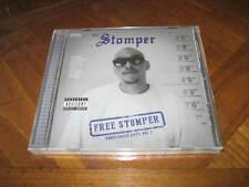 Chicano Rap CD the STOMPER - Unreleased Kuts Vol. 2 - Chino Grande Theif Sicario