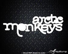 "Arctic Monkeys Vinyl car sticker decal music rock- 8"""
