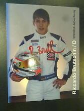ATS Formula 3 Cup / Trophy 2010 #63 Ricardo Brutschin org. hand. (H)