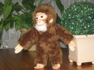 Schuco Chimpanzee Mohair 12 Inch tall
