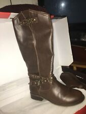 Guess Size 8 Boots (brown)