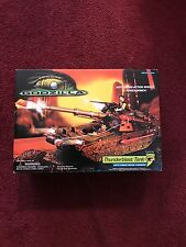 Godzilla Movie Thunderblast Tank Firing Recoil Cannon Trendmaster 1998