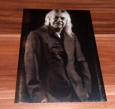 Bob Catley * Magnum *, original signed photo en 20x25 cm (8x10)