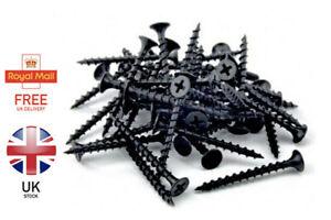 BLACK SCREWS BUGLE HEAD DRYWALL COARSE THREADED DRYLINING HIGH Quality WOOD FRAM