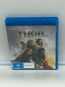 Thor - The Dark World Blu-ray Very Good Condition Region B