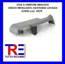 LEVA A TAMPONE SMALTATA GRIGIO METALLIZATO ADATTABILE LAVAZZA EL3200 10079607