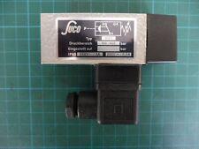 1 x SUCO Druckschalter 9065; 100-400 bar