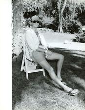 Maxwell Caulfield Shirtless  ORIGINAL 7x9 press photo #U9784