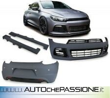 Kit completo ABS paraurti R per VW scirocco pacchetto R 2008>2014 body kit