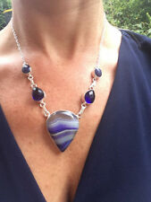 Treated Stone Sterling Silver Sapphire Fine Jewellery