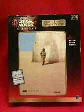 STAR WARS EPISODE 1 MOVIE TEASER POSTER PUZZLE- ANAKIN/VADER- 300 PIECES- NEW