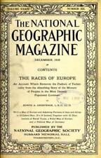 NATIONAL GEOGRAPHIC Vintage Magazines 1888-1922 Full Run DVD World Culture Art