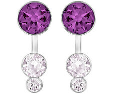 Swarovski slake dot earrings 5201100 Authentic Brand New In Box