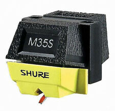 "Shure M35S 1/2"" Mount DJ Cartridge with Stylus/Needle"