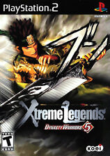 Dynasty Warriors 5: Xtreme Legends PS2 New Playstation 2