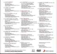 rare DVD PROMO ONLY Balada 70 80S Rocio Durcal JUAN GABRIEL Guirnalda AMORETERNO