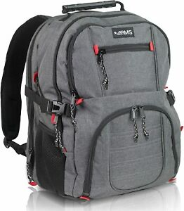 RMS Travel Laptop Business Backpack Large Capacity and Anti Theft Backpacks