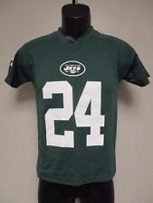NEW-Flawed NFL New York Jets #24 Darrelle Revis Youth S Small (8) Jersey