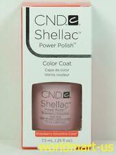 CND Shellac GelColor UV/LED: #40512_Strawberry Smoothie 0.25fl.Oz