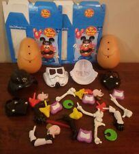 Lot of 2 Potato Head & accessories: Classic and Star Wars, Disney, Darth