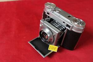 Certo Super Dolina II Klappkamera Camera Carl Zeiss Jena Tessar 2,8/50