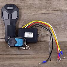 Dc12V Wireless Winch Remote Control Kit for Car Jeep Atv Warn Ramsey Superwinch
