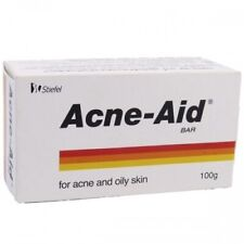 Stiefel Acne-Aid Bar Pimple Prone & Oily Skin Acne Aid Soap 100g