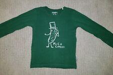 Imps & Elfs Boys Size 6 Mr Cucumber T-shirt LNC