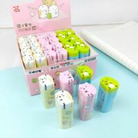 Cute Cat Rubber Eraser Pencil Erasers Stationery Student Children School  Office