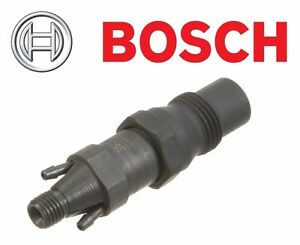 For Mercedes W124 W126 300D 300SDL 300TD BOSCH OEM Fuel Injector Assembly