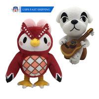 """Animal Crossing New Horizons Celeste KK Slider 8"""" Plush Soft Doll Toy Kids Gift"""