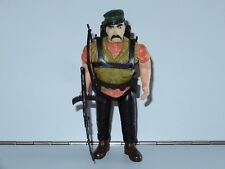 "A-TEAM 6"" ACTION FIGURE BAD GUYS 'COBRA' 100% COMPLETE 1980s GALOOB"