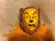 Wizard of Oz Cowardly Lion 1973 Collectors Figure With Movable Parts