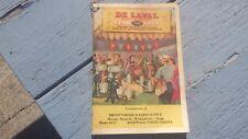 1949 De Laval Handy Reference Book Almanac Farm Dairy Ellendale North Dakota