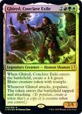 Ghired, Conclave Exile (042/302) - Commander 2019 - Mythic Rare (Oversized Foil)