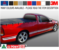 BA BF Ford Falcon ESM GT Stripe Kit Decal Kit to fit a UTE XR8 or XR6 3M-50