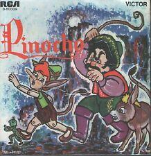 PINOCCHIO PINOCHO EP Spain 1967 In Spanish