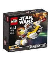 LEGO STAR WARS Y-WING MICROFIGHTER SERIES4 6-12 ANNI ART. 75162