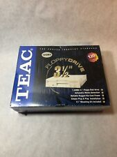 "Teac 1.44MB 3 1/2"" Floppy Disc Drive Model FD-235HF With Mounting Kit"