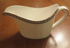 New Wedgwood Contrasts Gravy Boat Made in England NOS