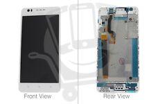 Genuine HTC Desire 10 Lifestyle Polar White LCD Screen & Digitizer - 80H02034-05