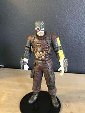 Dc Collectibles Batman Arkham City Deadshot Action Figure  Used