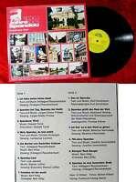 LP 750 Jahre Spandau - Portrait einer Stadt Lieder und Melodien 1982