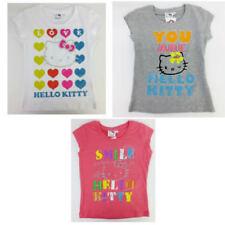 Abbigliamento Hello Kitty in misto cotone per bambine dai 2 ai 16 anni