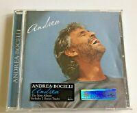 Andrea CD by Andrea Bocelli Italian tenor opera music singer love songs