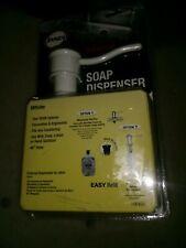 DANCO Universal Soap Dispenser in white  NEW 10043A