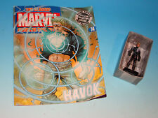 Havok X-Men Statue Marvel Classic Collection Die-Cast Figurine Limited New #74