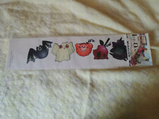 New listing Halloween Velour Transfers Iron-Ons Boo Goo Cache Junction Seitec New