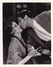 RAMON NOVARRO DOROTHY JORDAN Original Vintage CALL OF FLESH MGM Portrait Photo